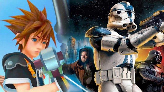 El universo de Star Wars se sumará a Kingdom Hearts