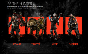 Evolve-Assault-Trapper-Medic-Support-Classes