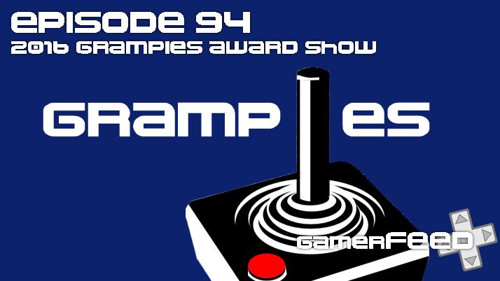 Episode 94: 2016 Grampies Award Show